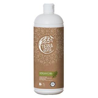 Tierra Verde sprchový gel s vůní vavřínu kubébového, 1 l