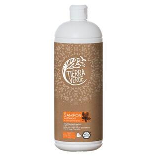 Tierra Verde šampon kaštanový s vůní pomeranče, 1 l