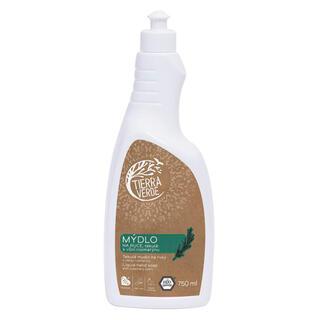 Tierra Verde tekuté mýdlo na ruce ROZMARÝN, 750 ml