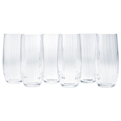 Sada sklenic long drink WATERFALL 350 ml 6 ks