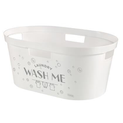 Koš na čisté prádlo INFINITY Wash Me 40 l