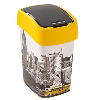 Odpadkový koš FLIP BIN New York 25 l