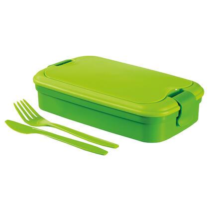 Picnic box Lunch & GO zelený 1,3 l