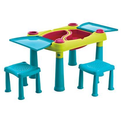 Dětský kreativní stolek se 2 stoličkami