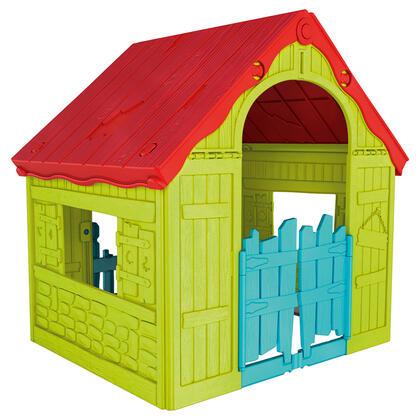 Dětský skládací domek WONDERFOLD PLAYHOUSE