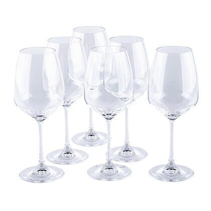 Sada sklenic na červené víno GISELLE 455 ml 6 ks