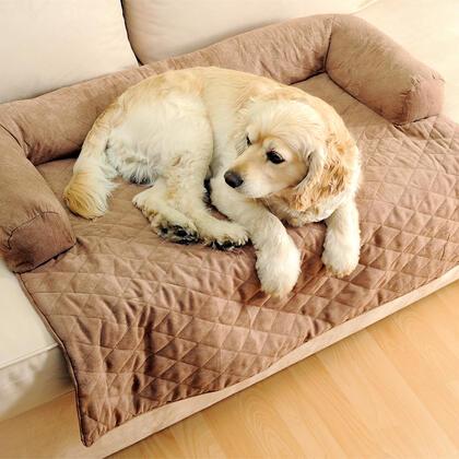 Polstrovaná deka pro psa