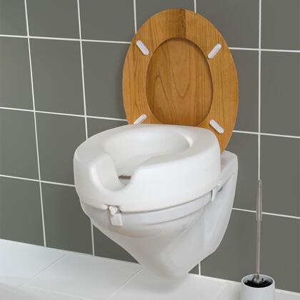 Zvýšený sedák na WC