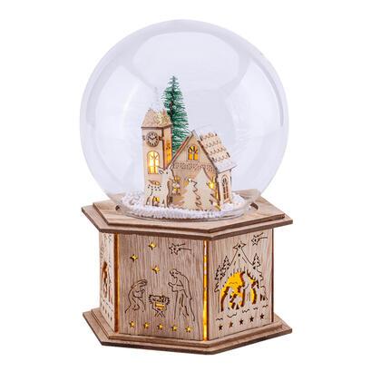 Vánoční dekorace KUPOLE s LED