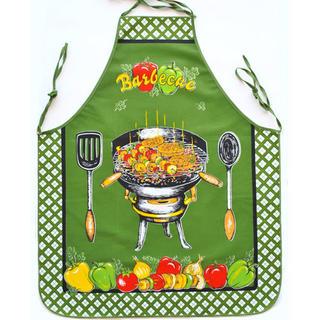 Kuchyňská zástěra BARBECUE