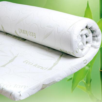 Krycí matrace z paměťové pěny BAMBOO Comfort 90 x 200 x 6 cm