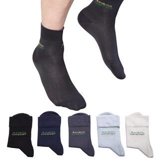 Ponožky s bambusovým vláknem 5 párů