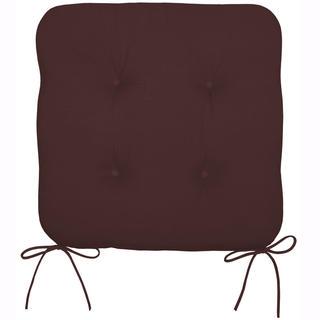 Podsedák na židli hnědý