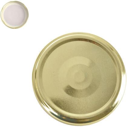 Víčka na zavařovací sklenice 6,6 cm 10 ks