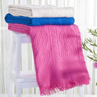 Bavlněná deka/přehoz Seul