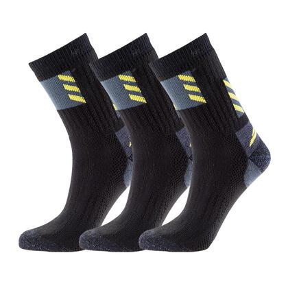 Pracovní ponožky THERMO froté 3 páry