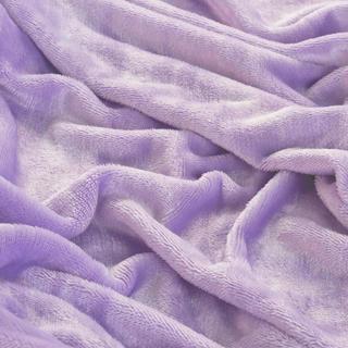 Napínací prostěradlo mikroplyš fialové