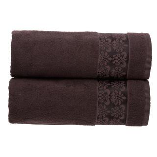 Froté ručníky Viky čokoládové