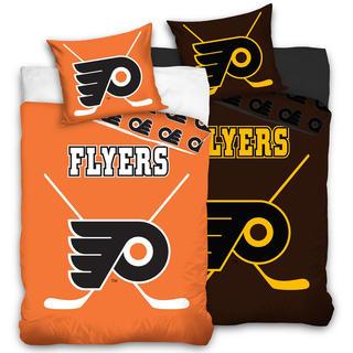 Bavlněné ložní povlečení NHL Philadelphia Flyers