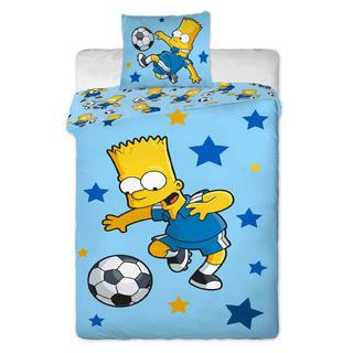Dětské ložní povlečení Bart Simpson