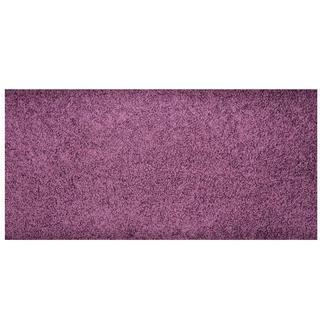 Kusový koberec SHAGGY fialový, 60 x 110 cm