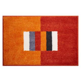 Koupelnová předložka CAPRI oranžová