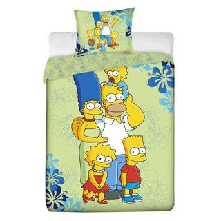 Dětské ložní povlečení Simpsonovi