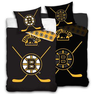 Bavlněné povlečení NHL Boston Bruins