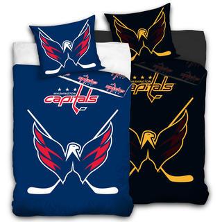 Bavlněné ložní povlečení NHL Washington Capitals