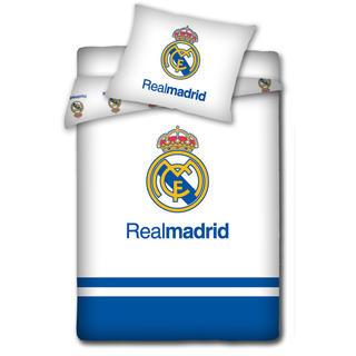 Dětské bavlněné povlečení do postýlky REAL MADRID