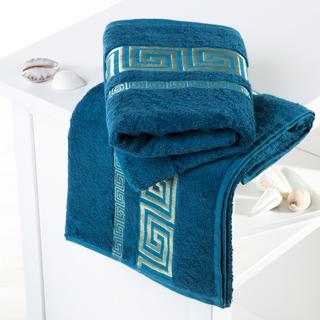 Bambusové ručníky Rome petrolejové