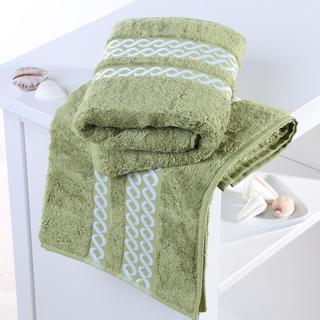 Bambusové ručníky Valencia olivové