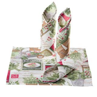 Prostírky patchwork Herb 4 ks