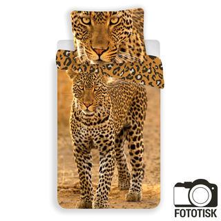 Dětské ložní povlečení Leopard