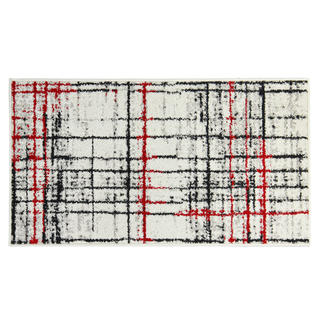 Kusový koberec LOTTO Mřížka