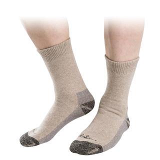 Hřejivé ponožky se zdravotním lemem 3 páry