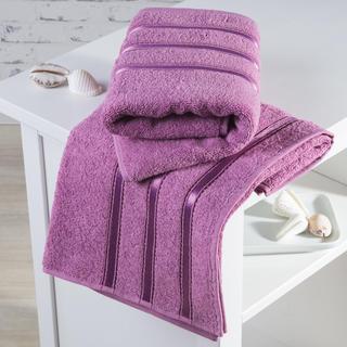 Froté ručníky Bilbao růžové