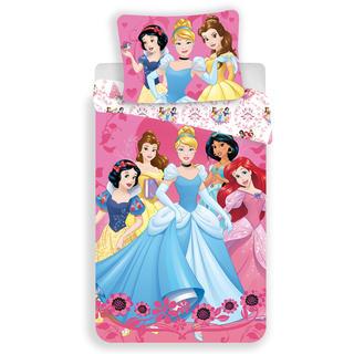 Dětské ložní povlečení Disneyho princezny