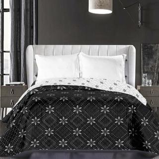 Přehoz na postel Elizabeth černý