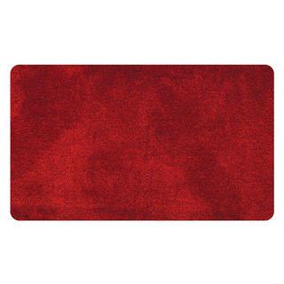 Koupelnová předložka Tassos červená, GRUND