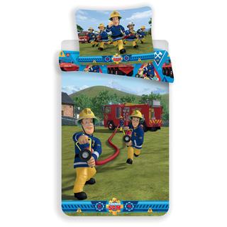 Dětské ložní povlečení požárník Sam
