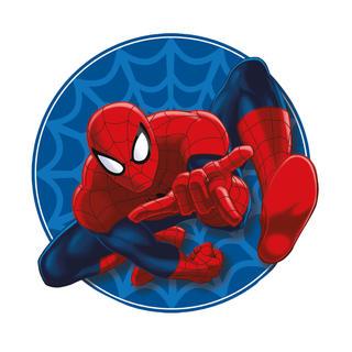 Dětský polštářek Spiderman tvarovaný 32 x 32 cm
