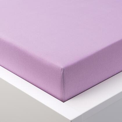 Napínací prostěradlo froté EXCLUSIVE světle fialové
