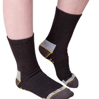 Pracovní ponožky s merino vlnou, vel. 35 - 38