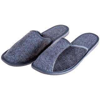 Filcové papuče pánské