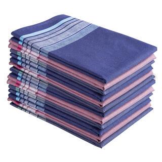 Pánské bavlněné kapesníky 12 kusů