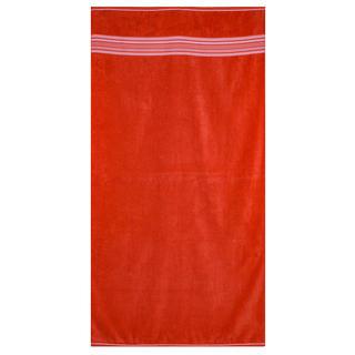Plážová osuška RED 90 x 170 cm