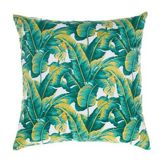 Povlak na polštářek Tropické listy 40 x 40 cm