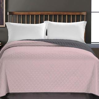 Přehoz na postel Axel, růžový
