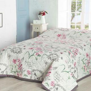 Přehoz na postel Valerie fialový,160 x 220 cm